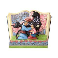 Mulan Story Book