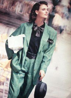 Rodier (1987) Model: Linda Evangelista