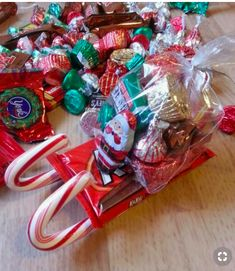 12 Homemade Christmas Candy Gifts [Easy] | Christmas crafts ...