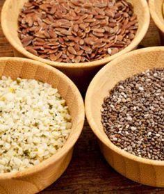 Flaxseeds, Chia Seeds, and Hemp Seeds: Health Benefits and Recipes-Shape Magazine