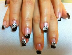 Gorgeous Winter Inspired Nail Art Ideas 2015