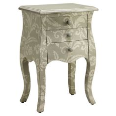 Found it at Wayfair - Painted Treasures Petite Fabric Covered Chest