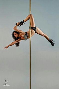 Extreme Eros?  Pole Dance