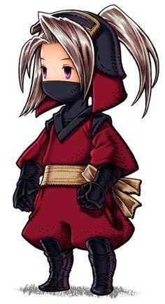 #luneth ninja