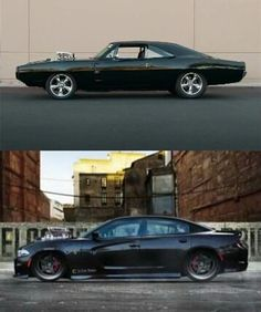 """Original """"The Fast and the Cars Reimagined as Modern Renditions Charger Srt Hellcat, Dodge Charger, Car Throttle, Furious Movie, Nissan Skyline Gt, Movie Cars, Mitsubishi Eclipse, Volkswagen Jetta, Toyota Supra"""