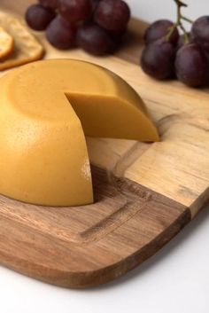 Easy homemade vegan cheddar cheese made with rich and creamy coconut milk. Dairy Free Recipes, Vegan Recipes, Vegan Cheddar Cheese, Hidden Veggies, How To Make Cheese, Vegan Snacks, Coconut Milk, Vegan Vegetarian, Graphics