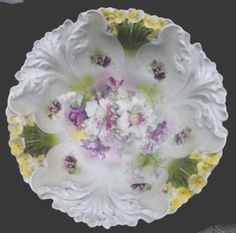 Antique Royal Bayreuth Germany Bowl