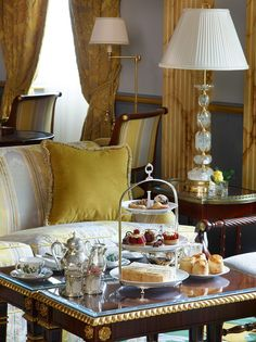 The Lanesborough Hotel for gluten free afternoon tea!!!!