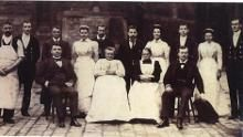 In 1891 census records show 19 servants at Tyntesfield Victorian Gothic, The Past, History, Country, Historia, Rural Area, Country Music