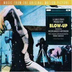 ORIGINAL MOTION PICTURE SOUNDTRACK / Blow-Up (1967)