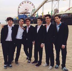 Jc,Sam,Connor,Trevor,Kian,Ricky ♥♥ O2L