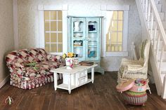 Furnishing the Dollhouse: How and Where I Find My Pieces