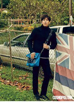 Lee Sang Yoon - Cosmopolitan Magazine January Issue '16 Lee Sang Yoon, Lee Sung, Asian Actors, Korean Actors, Korean Photo, Hey Good Lookin, Ideal Man, Korean Celebrities, My Crush