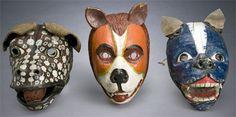 Cotopaxi Province, located in the central highlands of Ecuador. Ecuador, South American Art, Dog Mask, American Animals, If Rudyard Kipling, Animal Masks, Inca, Folk Art, Primitive