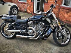 Harley Davidson VRSCF V-ROD MUSCLE   #Harley-Davidson #Muscle #V-rod #VRSCF