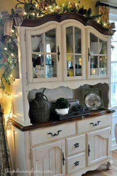 Paint My China Cabinet The Endearing Home