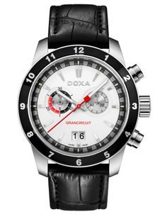 I've got 10% coupon code for sharing this product. Doxa Grancircuit 140.10.011.01 men's watch