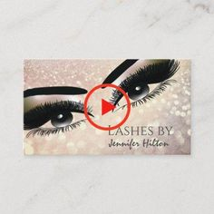 Alluring glittery d lashes makeup eyes design. Red Lipstick Makeup, Makeup Eyes, Red Lipsticks, Lashes, Business, Cards, Design, Eye Make Up, Eyelashes