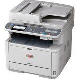 Oki Data MB MB451 Wireless Monochrome Printer with Scanner and Copier