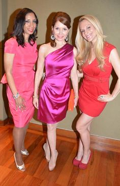 Dawne Marie Grannum, Jean Shafiroff and Consuelo Vanderbilt Costin attend Harboring Hearts 2nd Annual Summer Soiree at the Ruben Museum on June 23, 2014