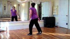 zumba dance workout for seniors - YouTube