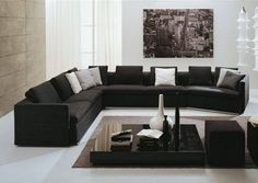 Looking for Modern Living Room Furniture ? Here are some images of Modern Living Room Furniture. Modern Living Room Furniture It really does. Zen Living Rooms, Living Room Furniture Online, Living Room Sofa, Living Room Interior, Living Room Designs, Modern Living, Small Living, Sofa Design, Interior Design