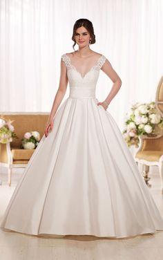 Wedding Dress from Essense of Australia Style D1790