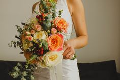 Roses pastel bride bouquet by @maryme.eventos #maryme #maevoucasar #weddinplanner #destinationwedding