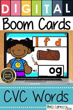 Use digital Boom Cards to teach beginning sounds to your kindergarten students. Kindergarten Readiness, Literacy Skills, Kindergarten Classroom, Literacy Centers, Classroom Ideas, Interactive Learning, Fun Learning, Learning Spanish, Google Classroom