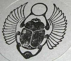 scarab tattoo idea
