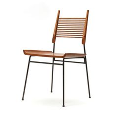 Paul McCobb Chair. If you like mid-century modern furniture you should click on the pic.
