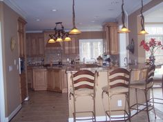 kitchen color and accessorizing