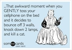 And then you have to explain it.....  Replace bed with couch and we go my life lol!
