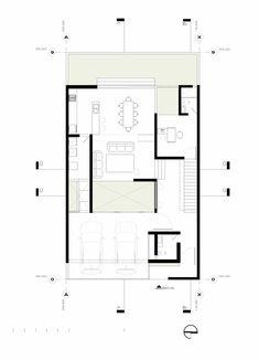 Galería de Estos son los mejores proyectos finales del curso en línea Taller de Diseño Arquitectónico 'Vivienda Unifamiliar' - 77