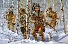 Winter Warriors - Michael Gentry