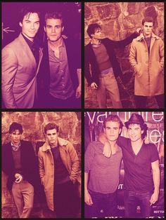 The Lost Salvatore vamp boys