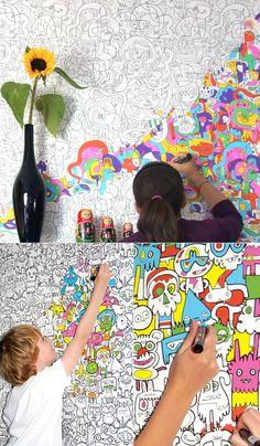 Color in Wallpaper