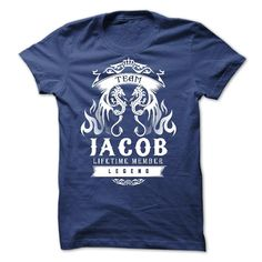 Jacob T-Shirt And Hoodie: Team Jacob Lifetime member legend.You are browsing Jacob T-Shirts, Jacob Shirts and Jacob Hoodies section where you can find many styles, sizes, and colors of Jacob T-Shirts, Shirts and Hoodies available for customization or ready to buy as is. Most tee shirt orders ship in 24 hours. Some of the more popular styles are the standard white t-shirt, hoodies, shirts. There is no minimum order size and most tees can be customized with your pictures and text. To see some…