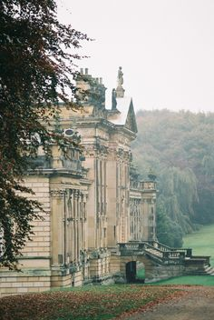 Castle Howard - Yorkshire , England