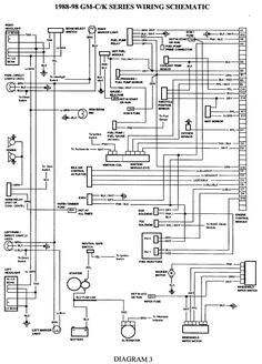 85 chevy truck wiring diagram chevrolet truck v8 1981 1987 rh pinterest com 1985 chevy truck wiring diagram free 1985 chevy truck ignition wiring diagram
