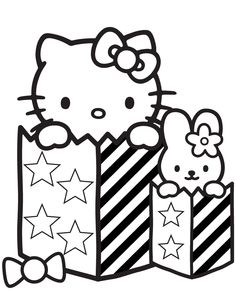 Fancy Header3Like This Cute Coloring Book Page Check Out These Similar Pages Header3jcarousel Portfolio Column4 Cathello Kitty