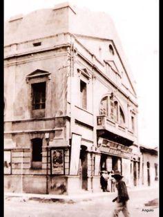 Theatre Variedades in Tegucigalpa,in the 20 Century !