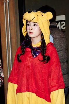 Red Velvet SMTOWN Irene Halloween Party 2014