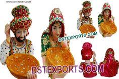 #Punjabi #Small #jatt #jatti #Fiber #Glass #Statue #Dstexports