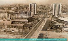 1965 Constructing the Liberation Boulevard