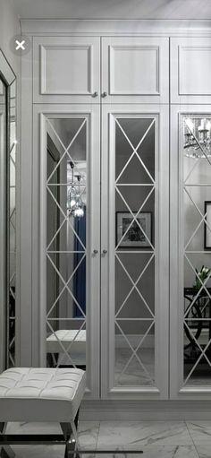 40 ideas bedroom black wardrobe closet for 2019 – Furniture Makeover Closet Mirror, Bedroom Closet Doors, Hallway Closet, Bedroom Wardrobe, Wardrobe Doors, Wardrobes For Bedrooms, Mirror Bedroom, Bedroom Decor, Black Wardrobe Closet