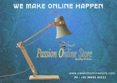 we started onlone shopping with good and effective quality and price      please register in http://www.passiononlinestore.com