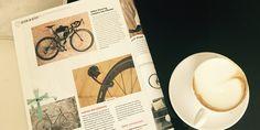 Is there a better way to start a Sunday morning? Good coffee and the new +Fiets - Het race & mtb magazine     #starttheday #coffee #bikestorage #bikewallmount #bikeshelf #bikerack #singlespeed #cyclinglife #interiordesign #decor #design #productdesign #homeinterior #fixie #roadbike #triathlon #igerscycling #instacycle #instabike #cyclingshots #cyclingphotos #cyclo #baaw #bicicleta #bikeshop #stravacycling #bici #artivelo #bikedock #fietsmagazine