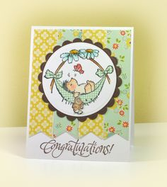 Welcome, Baby P by swldebbie - Cards and Paper Crafts at Splitcoaststampers