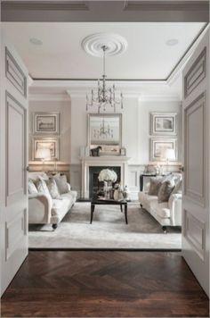 Luxury Living Room Interior Design Idea 145